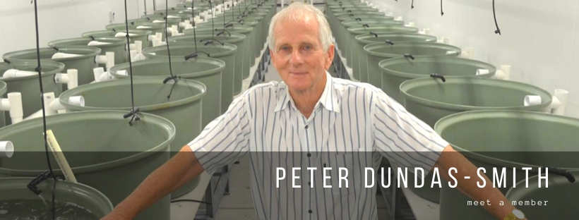 Meet a member – Peter Dundas-Smith