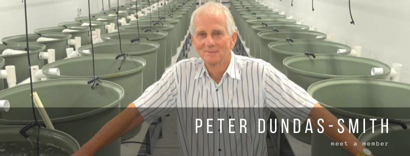 Meet a member – Peter Dundas-Smith