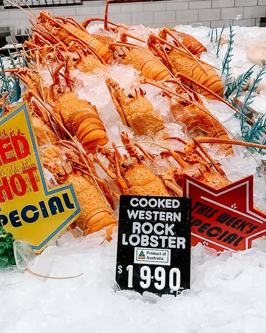 Australian seafood industry records bumper Christmas sales