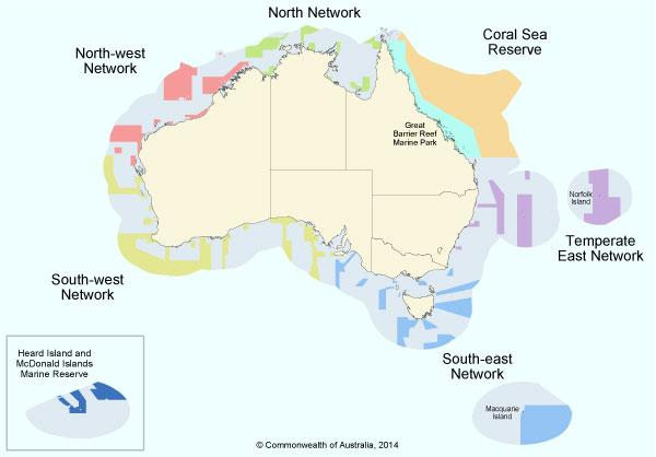 Australian fishers unite to support Commonwealth Marine Park management plans