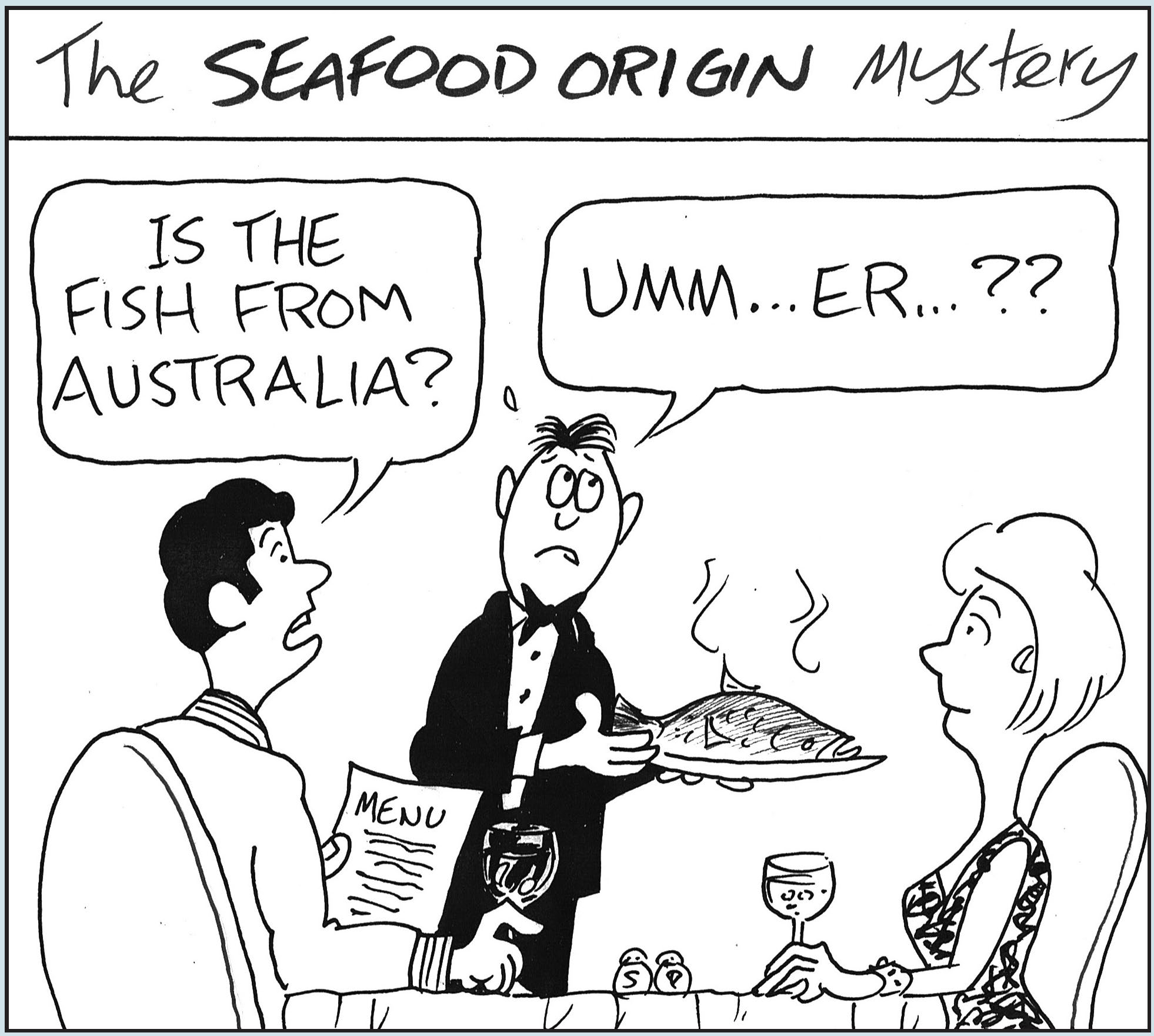 What about foodservice?': Seafood Industry Australia urges
