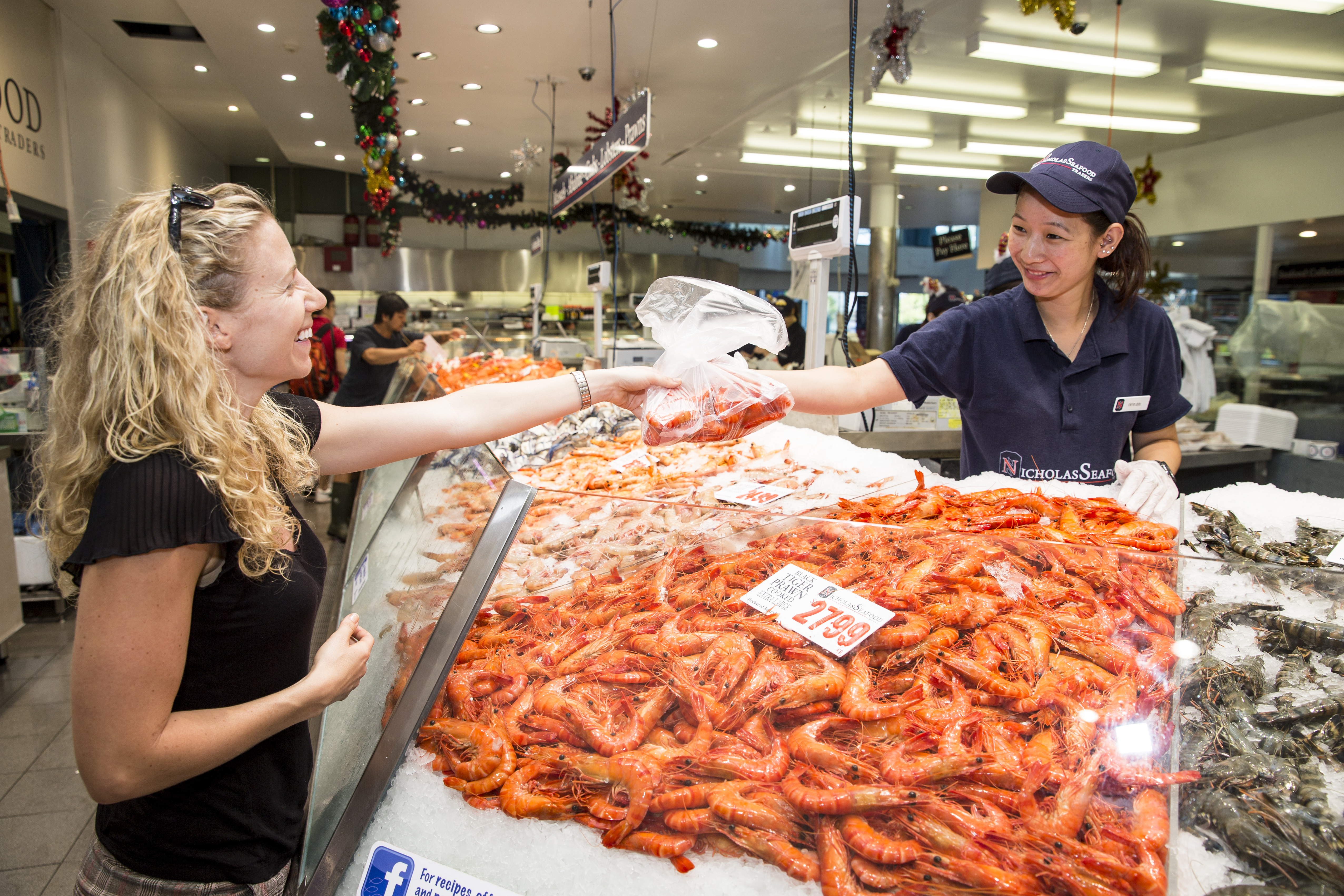 Christmas In Australia Food.Ask For Aussie Seafood This Christmas Says Peak Body