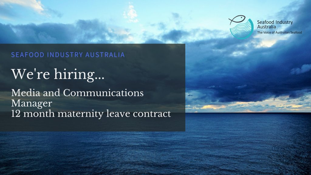 We're hiring: Media and Communications Manager – 12 month maternity leave contract