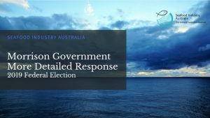 Just Landed- Morrison Government responds with more detail to SIA Federal Election Package