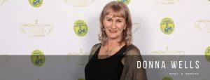 Meet a member – Donna Wells