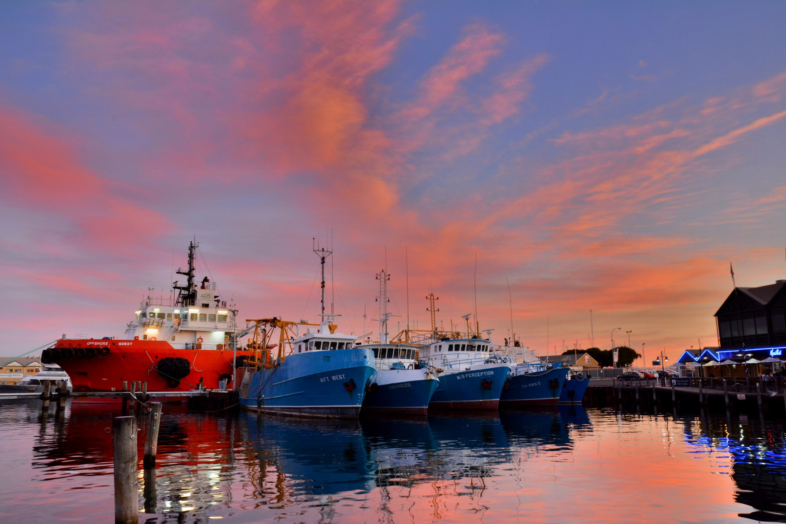 'Our priority is the ocean': Australian seafood industry welcomes World Fisheries Day