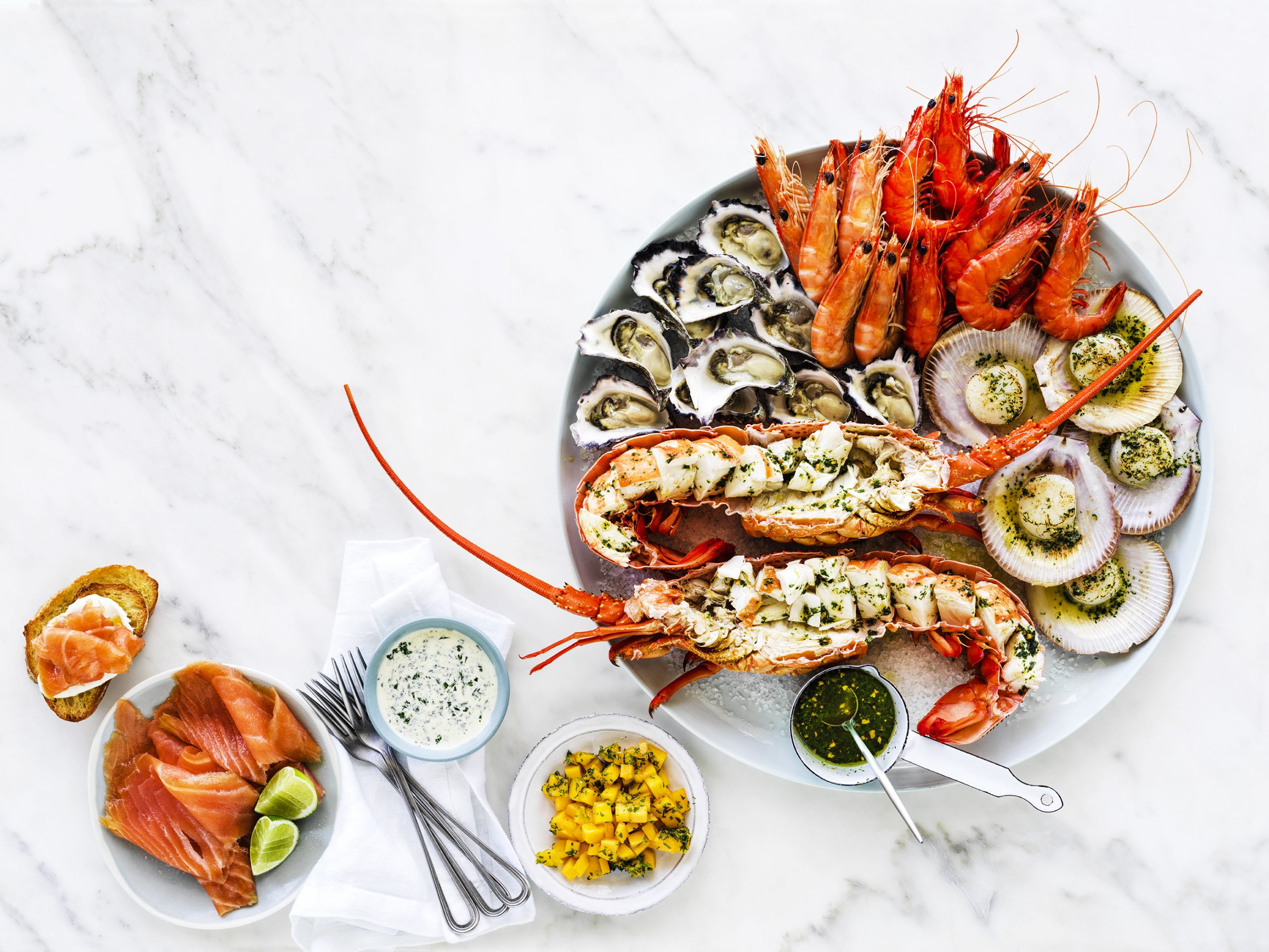 'Great Australian Seafood, Easy As': Australia seafood industry launches national brand and consumption marketing campaign
