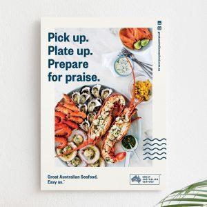 Platter A2 Retail Poster x1