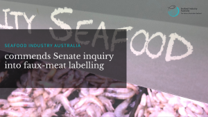 'It's just not cricket': Australian seafood industry commends Senate inquiry into faux-meat labelling